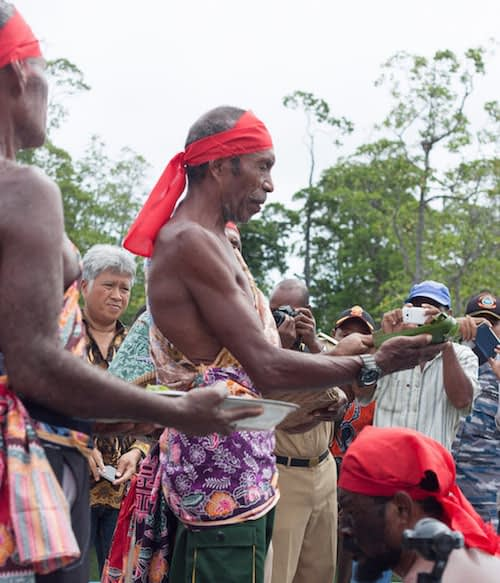 Culture Heritage Raja Ampat Community 500