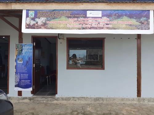 Raja Ampat Marine Park Entry Card Office Sorong - Bintang Marina 500px